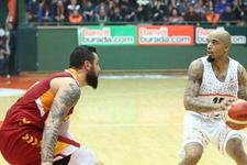 Banvit Galatasaray'ı devirdi