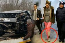 Sıla'nın son durumu nasıl kaza yaptı!