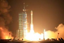 Çin'den uzaya kargo gemisi