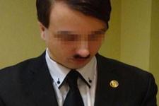 Kendisini Hitler'e benzeten genç gözaltında