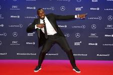 Yılın sporcusu ödülü Usan Bolt'a verildi