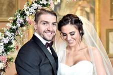 Caner Erkin'den eşine 14 Şubat sürprizi