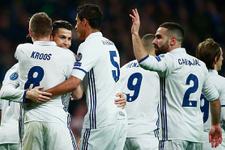 Napoli başladı Real Madrid bitirdi