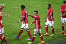 Bayern Münih Arsenal'e kabus oldu