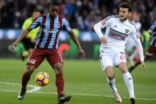 Trabzonspor savunmada geçit vermiyor