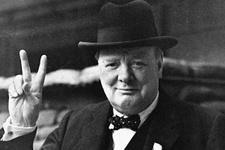 Churchill'in şaşırtan makalesi yeni ortaya çıktı