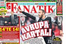 Günün spor gazete manşetleri! 17 Şubat 2017