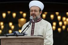 Mehmet Görmez'den açıklama: Rencide olduk!