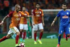Çaykur Rizespor Galatasaray maçı geniş özeti