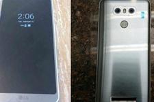 LG G6 ilk kez ortaya çıktı özelliklerine bakın