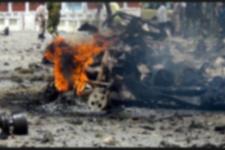 Pazar yerine bombalı saldırı 20 ölü, onlarca yaralı var