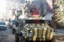 ABD'li albay kıvırdı işte PYD'ye verilen zırhlı araçlar