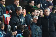 Jose Mourinho'dan hakem tepkisi
