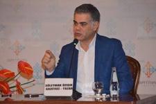 Süleyman Özışık'tan Batman'da çarpıcı 15 Temmuz analizi