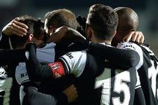 Beşiktaş 5 haftada büyük fark attı