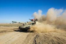 Musul operasyonu çatışmalar şiddetlendi 200 canlı bomba...