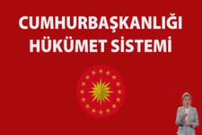 AK Parti'den cumhurbaşkanlığı hükümet sistemi videosu