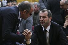 Saffet Sancaklı acı olaydan sonra ilk kez Meclis'te