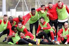 Antalyaspor Akhisar'a hazırlanıyor