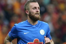 Rizesporlu futbolcunun Erdoğan şaşkınlığı