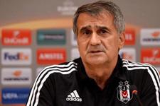Beşiktaş'ta bir ilk! Şenol Güneş tarihe geçecek...