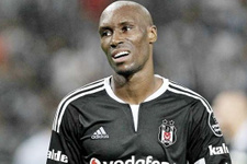 Beşiktaş'ta Atiba Hutchinson şoku