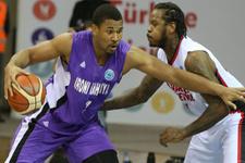 Gaziantep Basketbol kupaya veda etti
