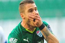 PFDK'dan Bursasporlu Deniz Yılmaz'a 2 maç ceza