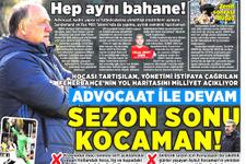 Günün spor gazete manşetleri!
