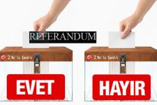 Referandumda AK Parti'nin 'evet' CHP'nin 'hayır' yanlışı!