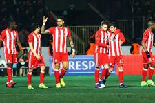 Beşiktaş'ın rakibin Olympiakos'u tanıyalım!