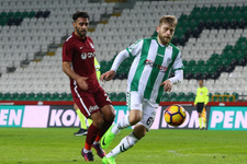 Konyaspor-Trabzonspor maçı geniş özeti