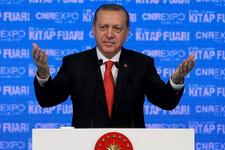 Erdoğan: Ödünç akılla bir yere varamayız