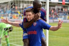 Kardemir Karabükspor Gençlerbirliği maçının sonucu