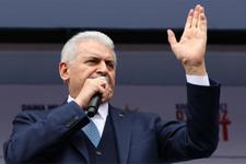 Başbakan Binali Yıldırım'dan Hürriyet'e manşet ayarı