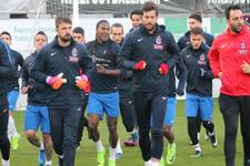 Trabzon'da Karabükspor öncesi tek eksik
