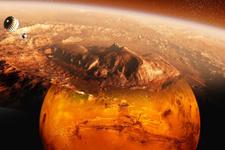 Kuzey Afrika'da bulunan taşlar aslında Mars'tan