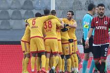 Kayserispor kupada çeyrek finale yükseldi