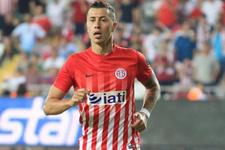 Antalyaspor yenildi Emre alkışlandı!