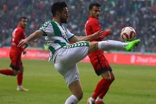 Konyaspor çok zorlandı ama turladı!