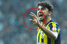 Ozan Tufan Beşiktaş taraftarına hareket yaptı!
