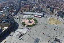 Taksim'de cami projesine onay
