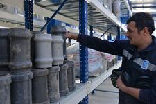 ASAT ilçelere hızlı hizmet için dev depolar inşa ediyor