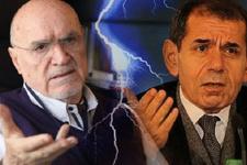 Dursun Özbek'e şok suçlama: Tepeden inme başkan...