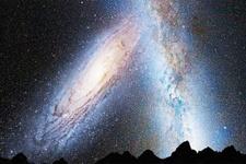 Macellan Bulutları'nı birleştiren yıldız köprüsü keşfedildi