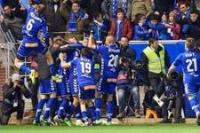 Deportivo Alaves kupada finale yükseldi