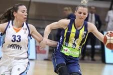 Fenerbahçe yarı finalde Bellona AGÜ'nün rakibi oldu