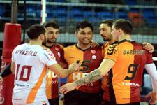 Galatasaray yarı finalin kapısını araladı