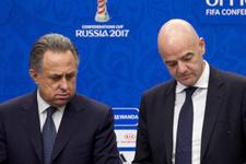 FIFA'dan Rusya'yı şok eden veto