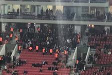 Yunanistan'da Beşiktaş taraftarı bıçaklandı